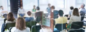 Schulung und Seminar