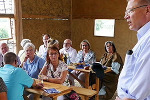 Die Welt der Kelten Teilnehmer an Tischen