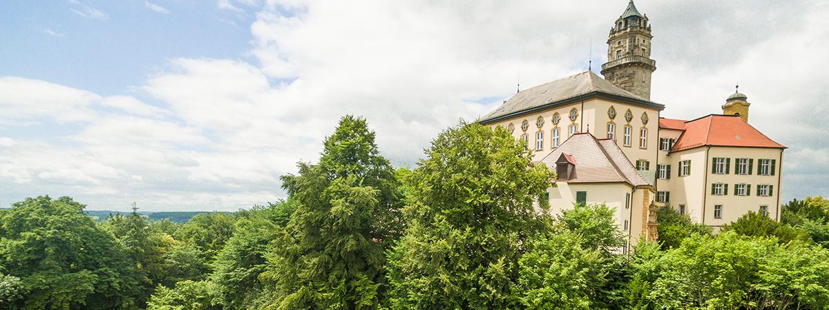 Schloss Baldern lang
